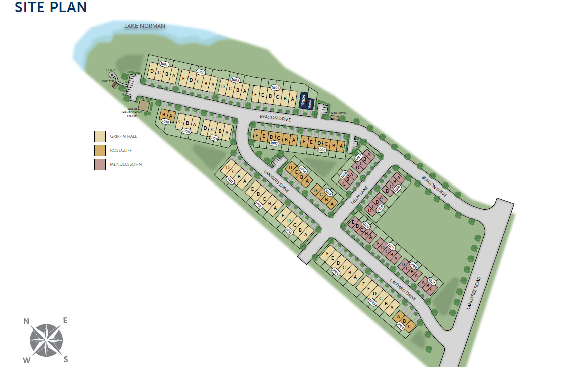 Waterfront-at-Langtree-Townhomes-Site-Plan